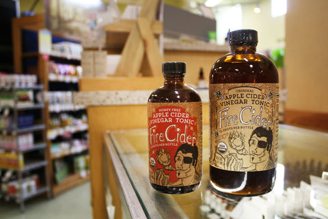 Pick up your bottle of Fire Cider at the People's Food Co-op in La Crosse, WI or Rochester, MN