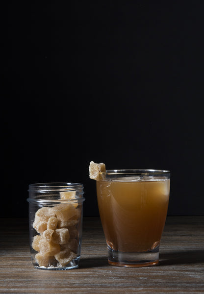 Ginger Shrug, Winter Drinks, Recipes, Ginger, Fire Cider, Apple Cider Vinegar Tonic, ACV