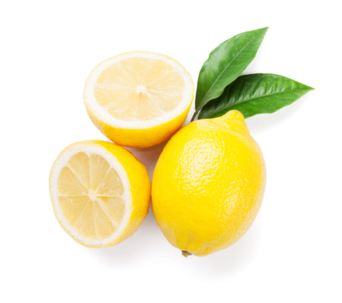 The Lemon - one of the 10 core ingredients in Fire Cider