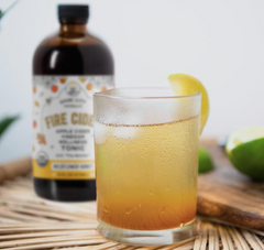Wellness in a Shot with Fire Cider Tonics