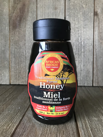 African Bronze Honey from Zambia