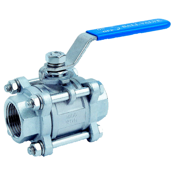 Stainless Steel heavy kettler, beer fermentation kettle ball valve