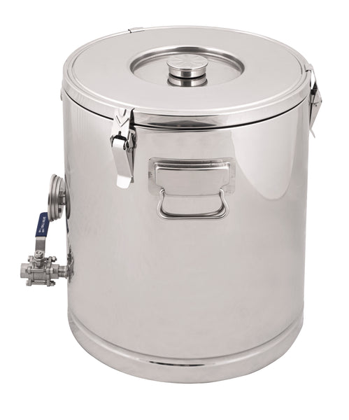 10 Gallon ThermoBarrel Mash Tun
