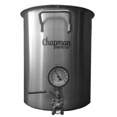 Chapman Brewing Kettle Mash Tun Fermenter