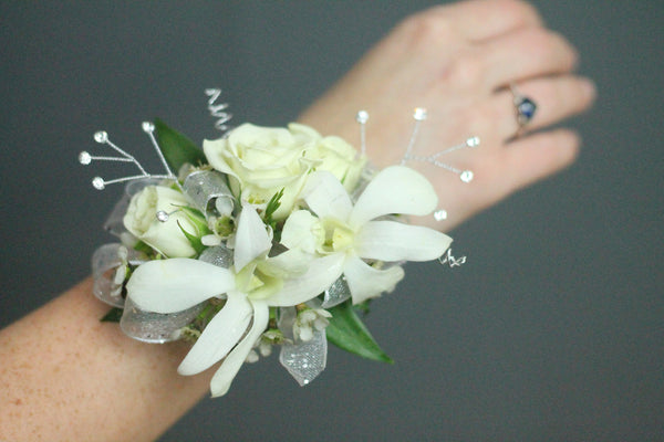 $65 Corsage - The Blooming Idea Florst - The Woodlands, Texas