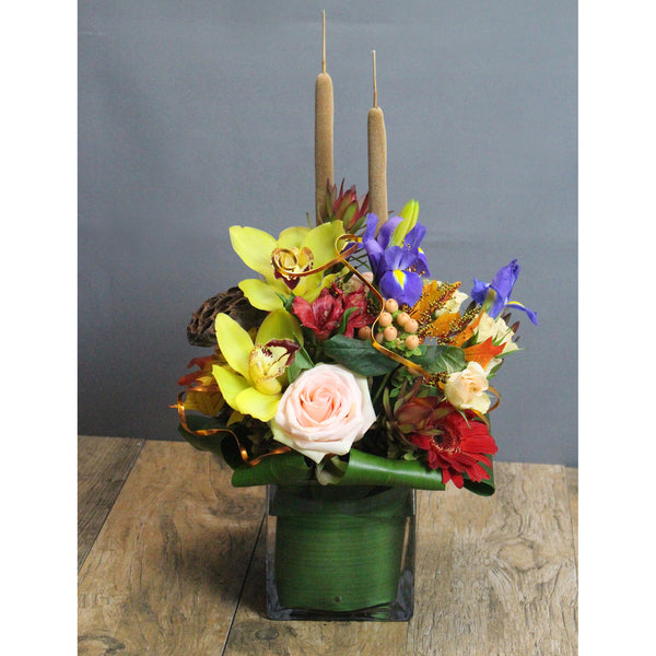 Give Thanks - The Blooming Idea Florst - The Woodlands, Texas