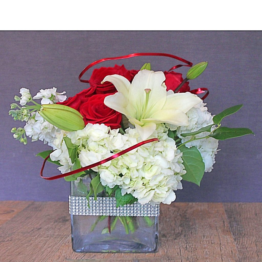 Holiday Joy - The Blooming Idea Florst - The Woodlands, Texas