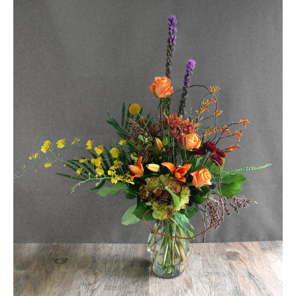 Tall Fall - The Blooming Idea Florst - The Woodlands, Texas