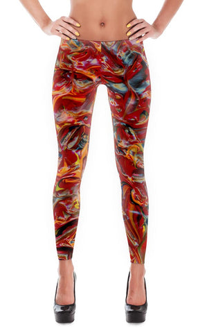 24-Hour Circus Leggings