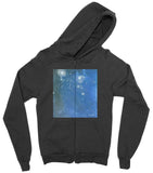 California Fleece Zip Hoodie Dana05