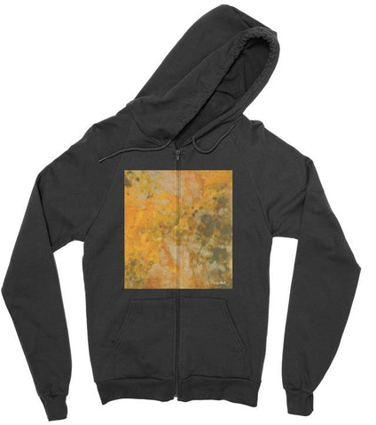 California Fleece Zip Hoodie Dana103