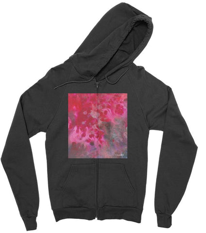 California Fleece Zip Hoodie Dana49