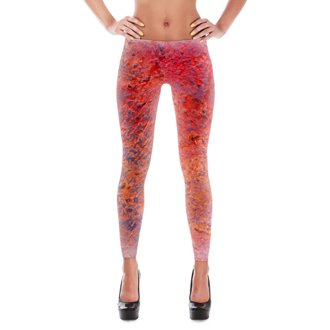 Texture01 Leggings