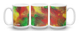 Red Yellow Green Mug