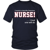 Awesome Nurse!