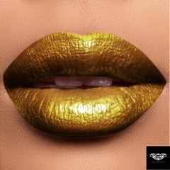 GOLD LIP GLOSS