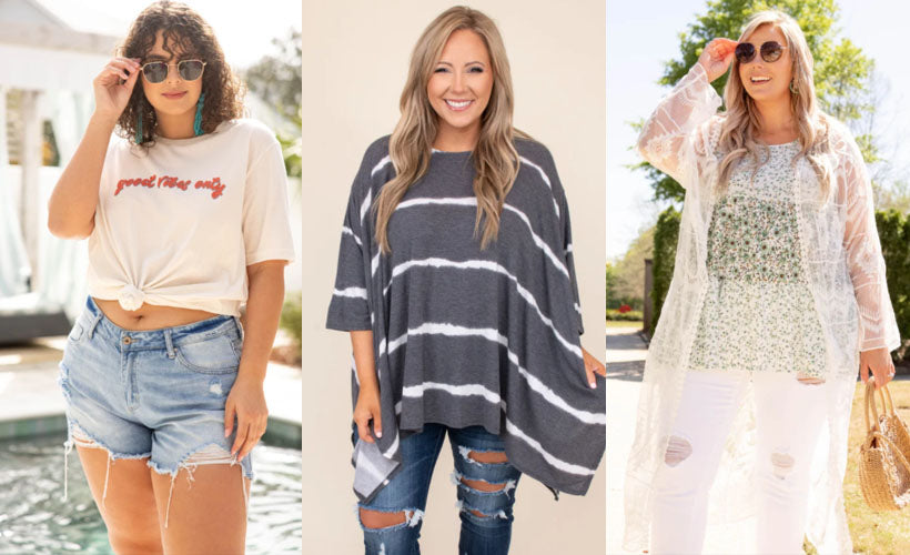9 Plus Size Summer Tops We Love