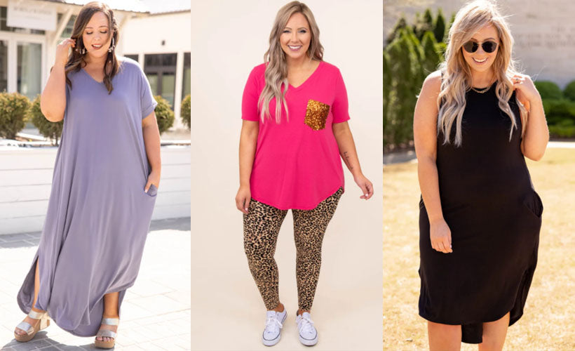 Cute Maternity Clothes for Expecting Mothers