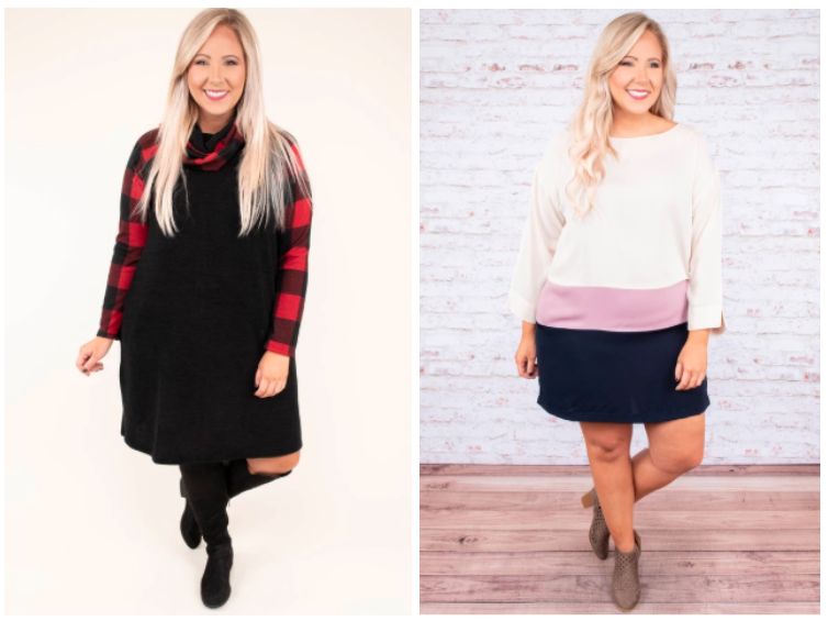 Plus Size Interview Dresses