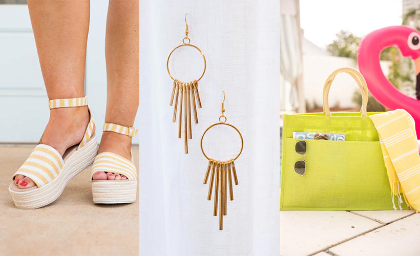 Summer Accessories Perfect for Warm Weather Fashion