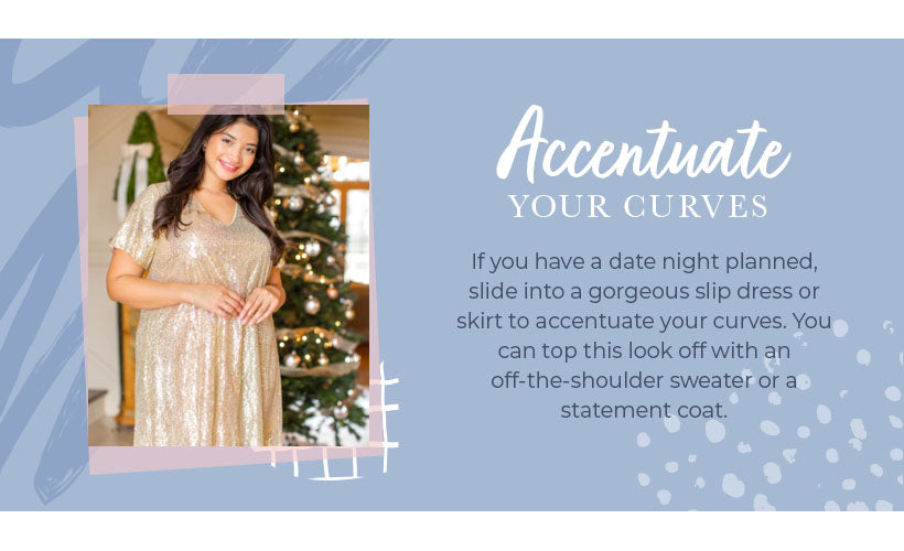 accentuate your curves graphic