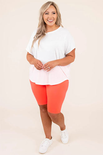 comfy vibes neon shorts