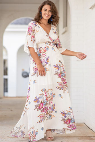 dreamlike state maxi dress