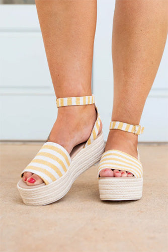 on your list wedges