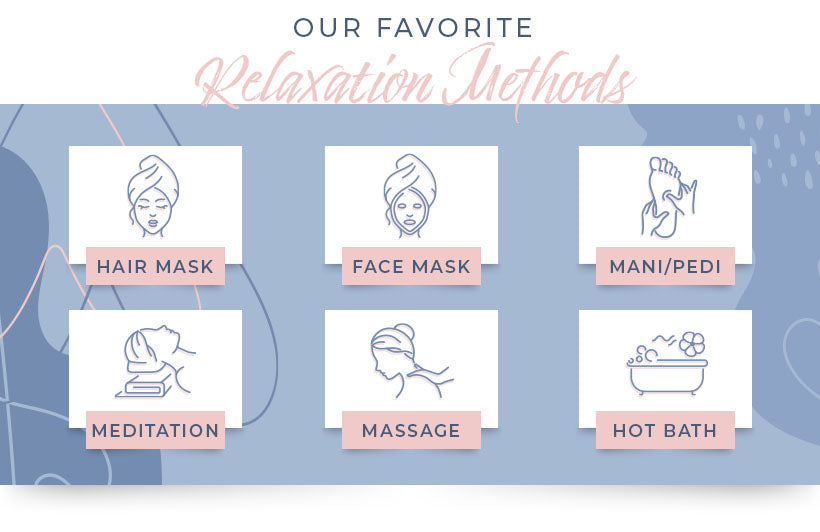 our favorite relaxation methods