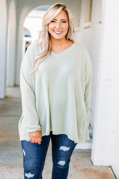 shirt, long sleeve, vneck, long, flowy, green, comfy, fall, winter