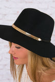 Daydreamer Hat, Black