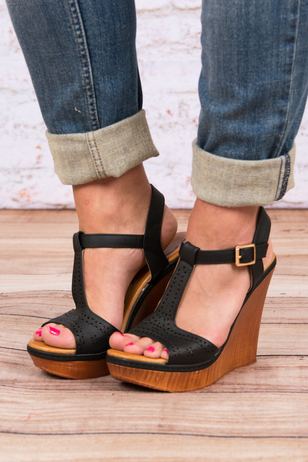 The Righteous Wedges, Black