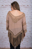 Dream Weaver Top, Mocha