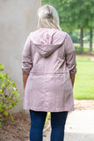 Warms My Heart Jacket, Blush