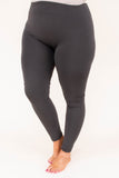 leggings, long, gray, comfy, skinny