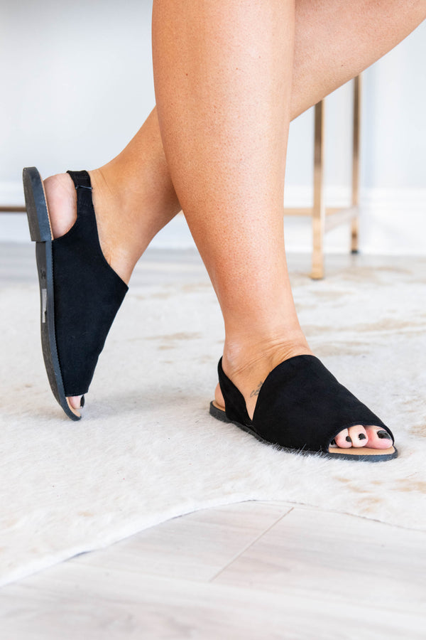 Beyond The Day Flats, Black