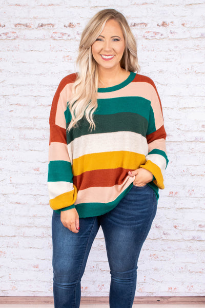 Dreaming In Color Sweater, Multi