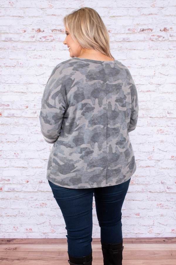shirt, long sleeve, chest pocket, glitter pocket, olive, camo, double stripe sleeves, white, comfy, fall, winter