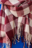 The Picnic Scarf, Red