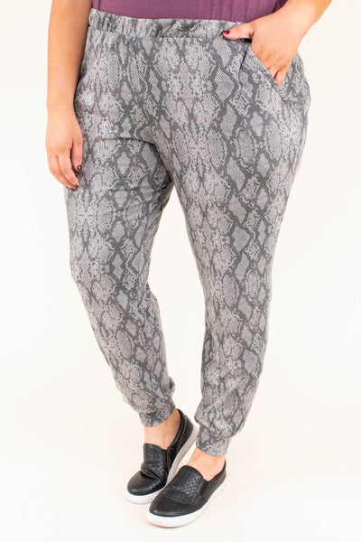 Out Till Dawn Pants, Heather Gray