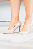 Fancy Frills Heels, Blush