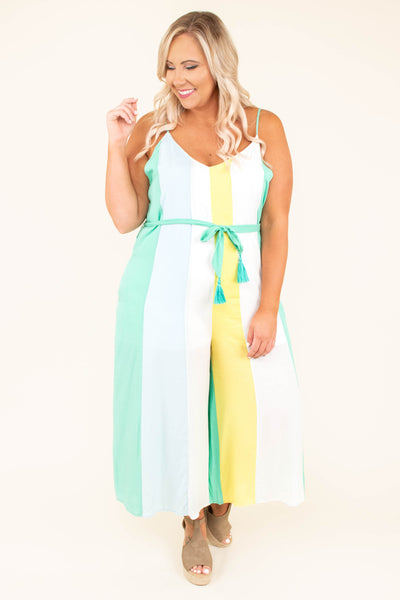 Deeper Than The Ocean Jumpsuit, Multi
