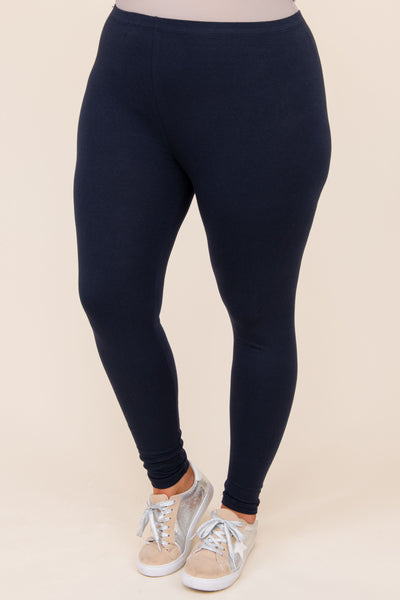 bottoms, leggings, blue, solid, comfy, long, cozy, lazy