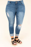 Heart Of Dixie Jeans, Medium Wash
