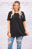 Counting The Stars Top, Black