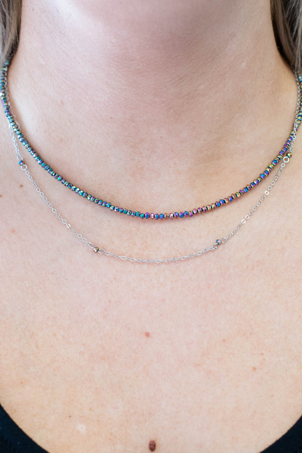 Always Dainty Necklace, Multi
