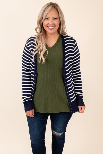 top, casual top, babydoll top, green, solid, half sleeve, v-neck