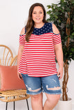 Patriotic Tunic, Red