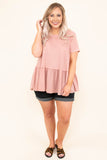 The Starting Line Top, Blush