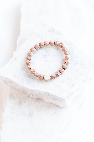 Just As Charming Bracelet, Brown